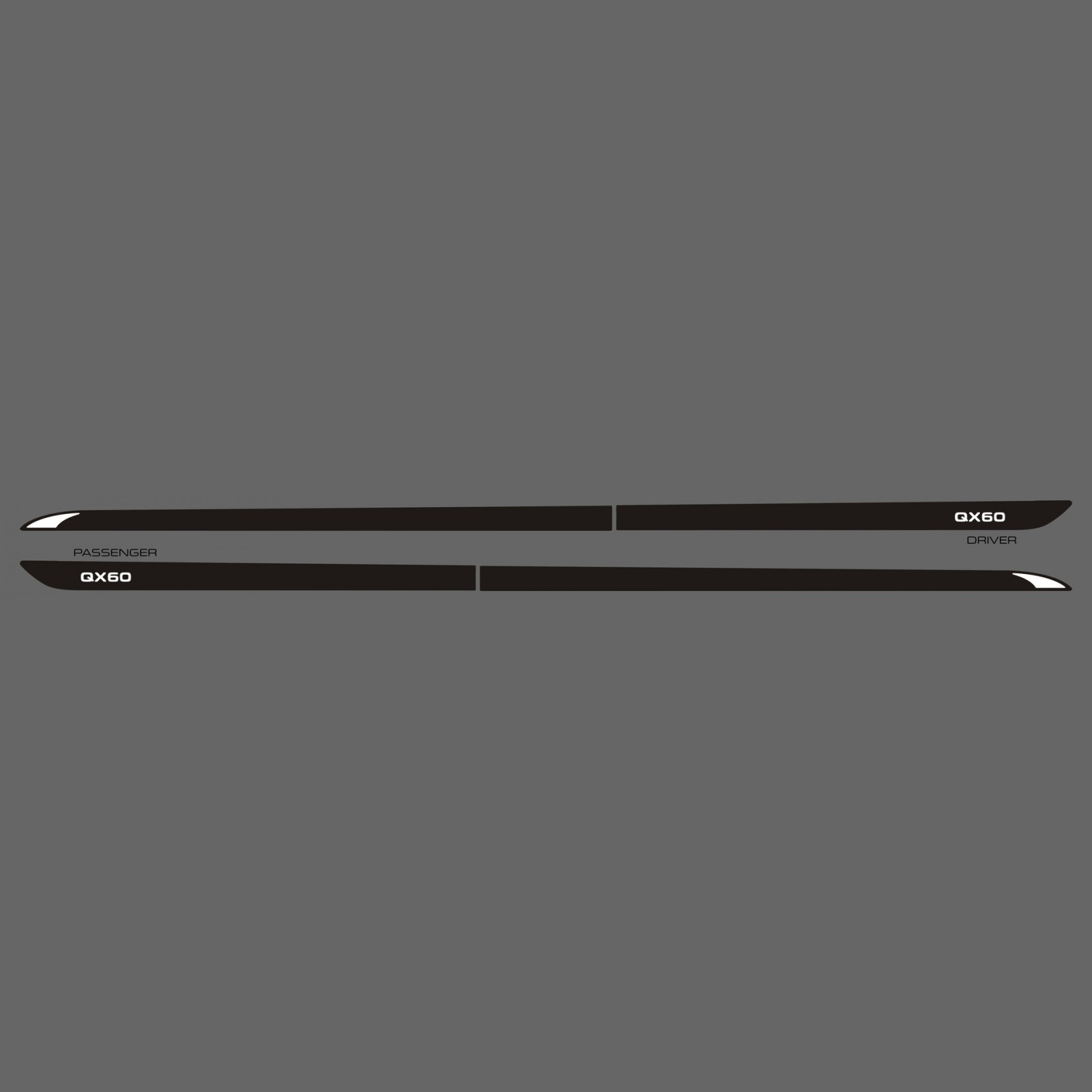 2019 Infiniti Qx60: Body Side Moldings For 2019 Infiniti QX60 (SUV)