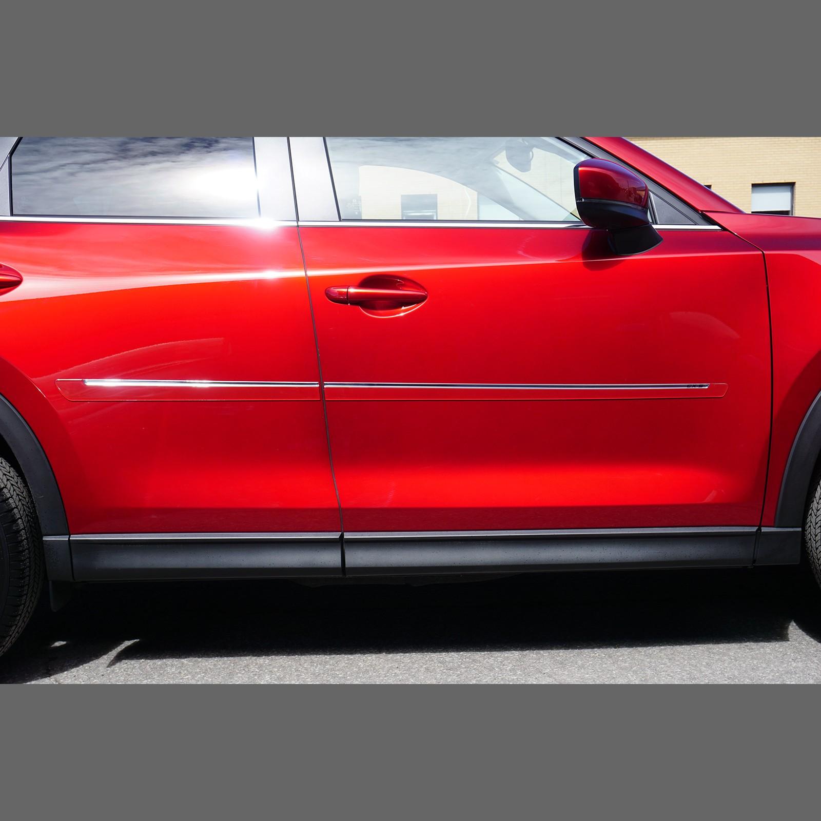 Mazda Cx5 Reviews: Body Side Moldings For 2017 Mazda CX-5 (SUV)