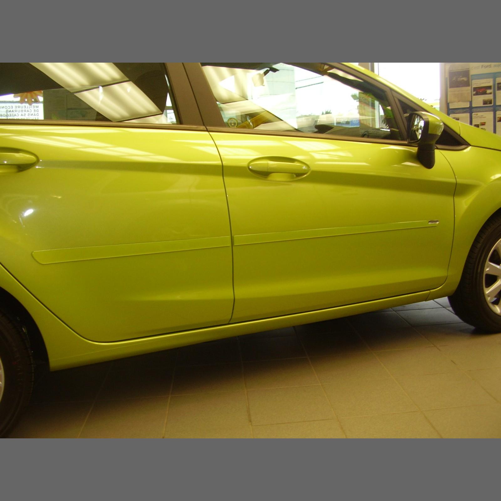 2013 Ford Fiesta: Body Side Moldings For 2013 Ford Fiesta (Sedan)