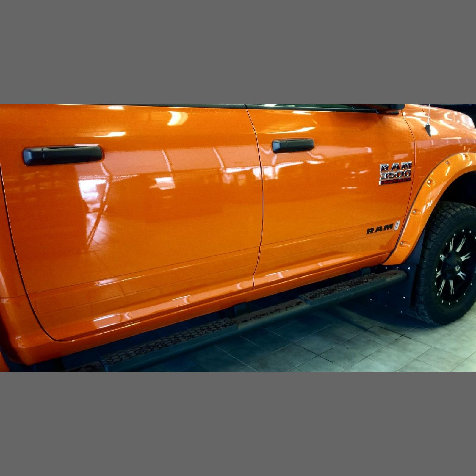 body side moldings for 2016 dodge ram pickup 1500 quad cab venom s mycar trim. Black Bedroom Furniture Sets. Home Design Ideas